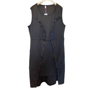 Rosegal Black Dress